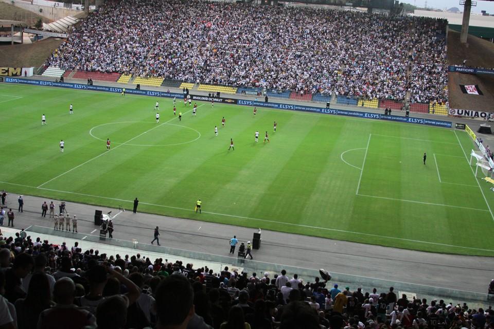 Governo faz esquema especial de segurança e transporte para jogo entre Serra e Vasco no Kléber Andrade